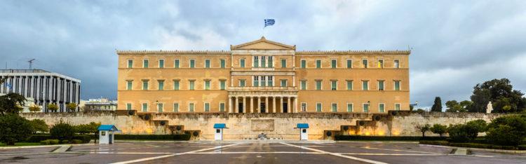 Площадь Конституции в Афинах - достопримечательности Афин