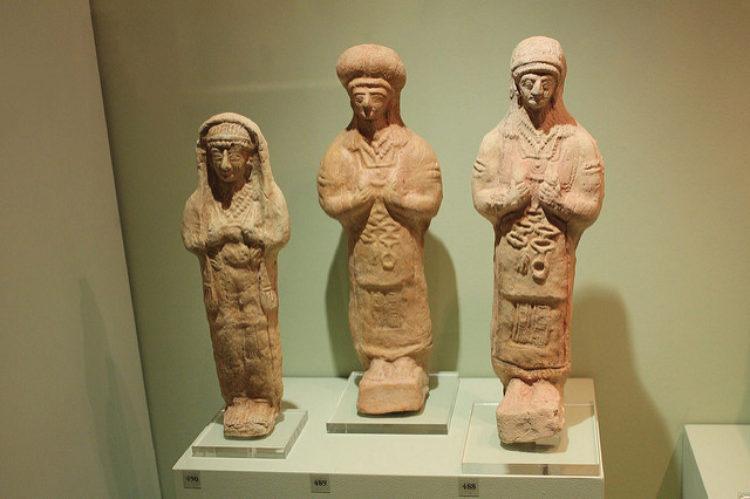 Что посмотреть в Афинах - Музей кикладского искусства