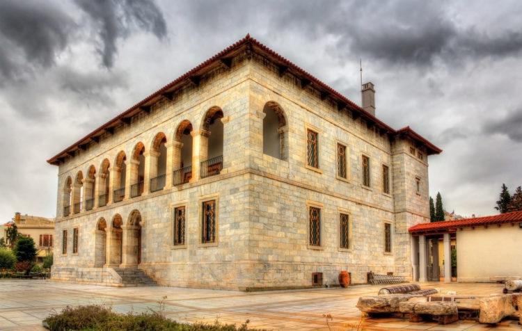 Византийский музей - достопримечательности Афин