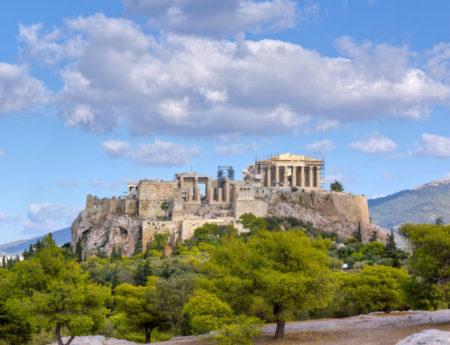 Достопримечательности Афин, их фото и описание