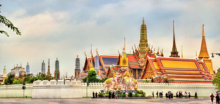 Большой дворец в Бангкоке - достопримечательности Бангкока
