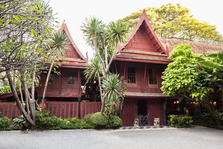 Дом-музей Джима Томпсона - достопримечательности Бангкока