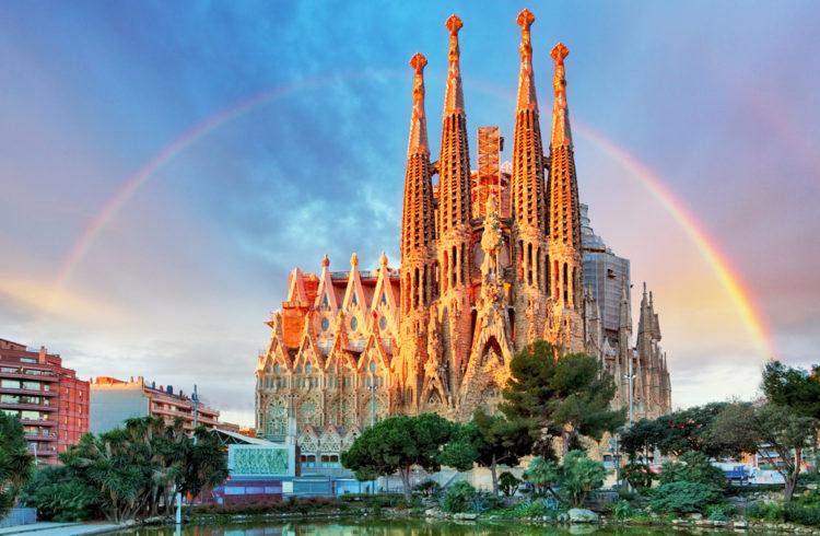Испания барселона достопримечательности фото