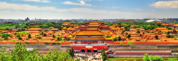 Запретный город - достопримечательности Пекина