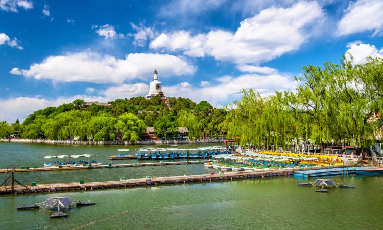 Парк Бэйхай в Пекине - достопримечательности Пекина
