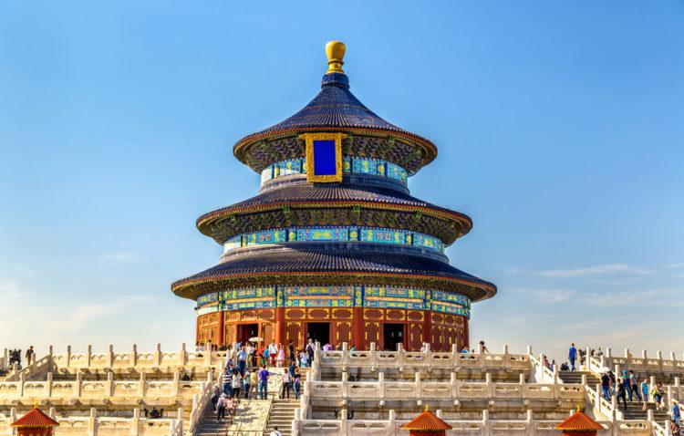 Храм Неба в Пекине - достопримечательности Пекина