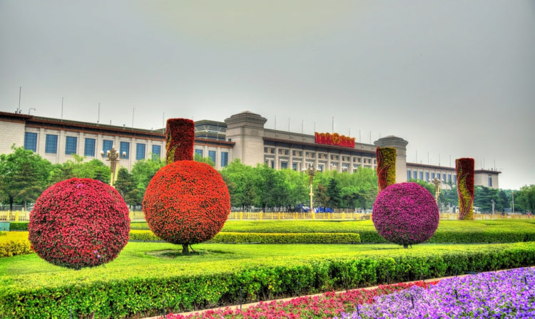 Национальный музей Китая в Пекине - достопримечательности Пекина