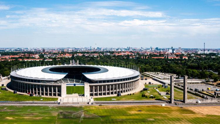 Что посмотреть в Берлине - Олимпийский стадион в Берлине