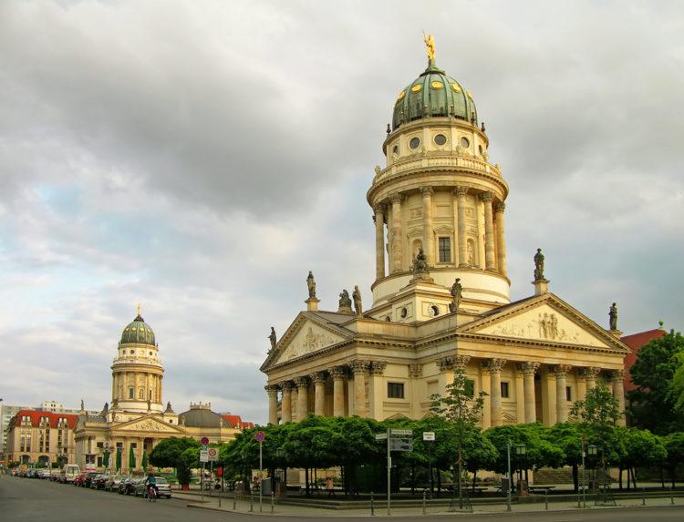 Что посмотреть в Берлине - Французский собор в Берлине