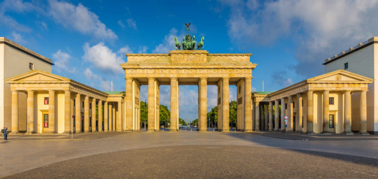 Достопримечательности Берлина: Топ-16 (МНОГО ФОТО) | 356x750