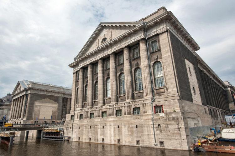 Пергамский музей в Берлине - достопримечательности Берлина