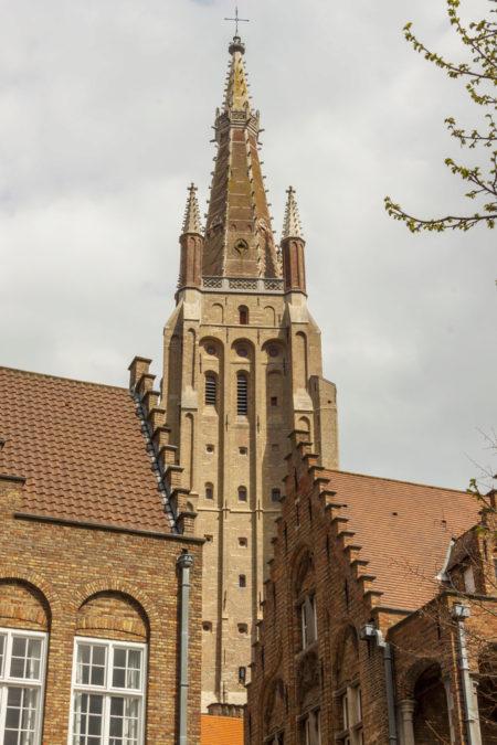 Церковь Богоматери в Брюгге - достопримечательности Брюгге