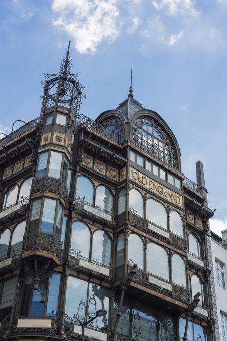 Музей музыкальных инструментов в Брюсселе - достопримечательности Брюсселя