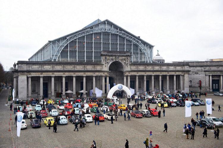 Музей Автомир в Брюсселе - достопримечательности Брюсселя