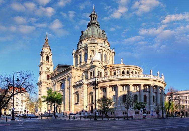 Базилика Св. Стефана в Будапеште - достопримечательности Будапешта, Венгрия