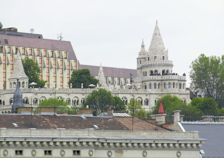 Рыбацкий бастион в Будапеште - достопримечательности Будапешта, Венгрия