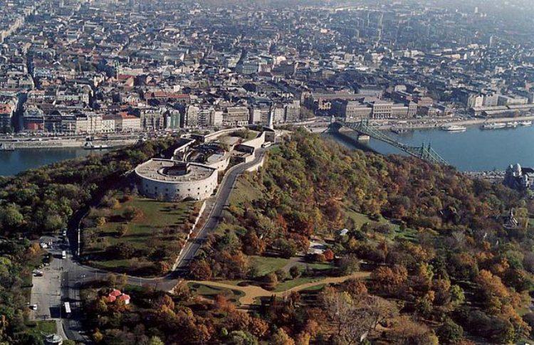 Цитадель в Будапеште - достопримечательности Будапешта, Венгрия