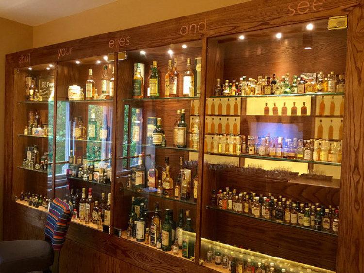 Ирландский музей виски в Дублине - достопримечательности Дублина, Ирландия
