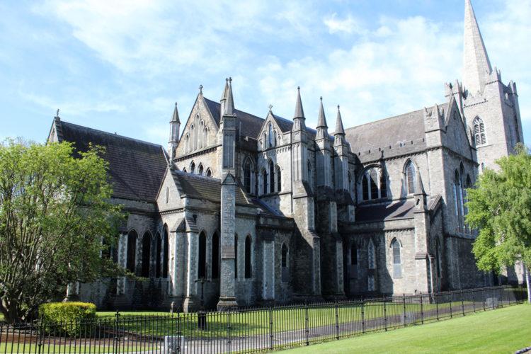 Собор Святого Патрика в Дублине - достопримечательности Дублина, Ирландия
