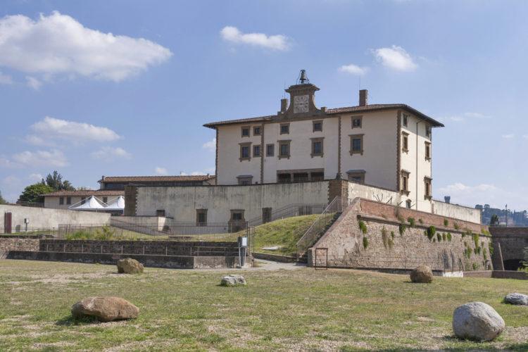 Форт Бельведер во Флоренции - достопримечательности Флоренции, Италия