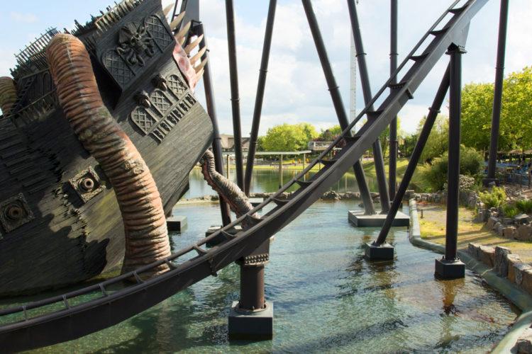 Хайде-парк (Heide Park) в Зольтау - достопримечательности Гамбурга, Германия