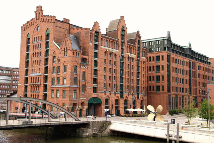 Международный морской музей в Гамбурге - достопримечательности Гамбурга, Германия