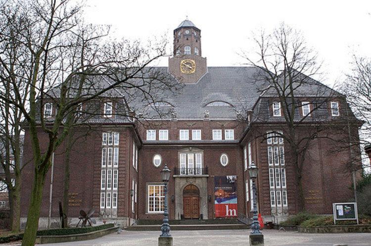 Музей истории Гамбурга - достопримечательности Гамбурга, Германия
