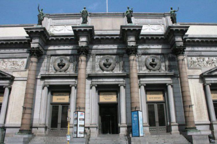 Королевский музей изящных искусств Бельгии - достопримечательности Брюсселя