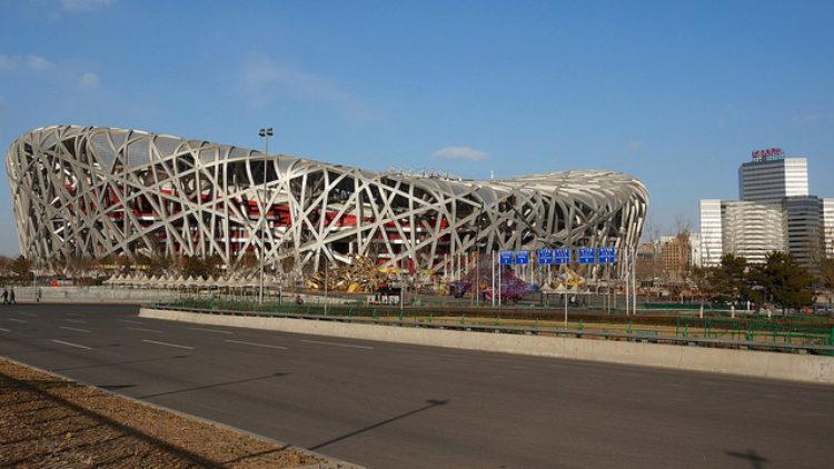 Пекинский национальный стадион «Птичье гнездо» - достопримечательности Пекина