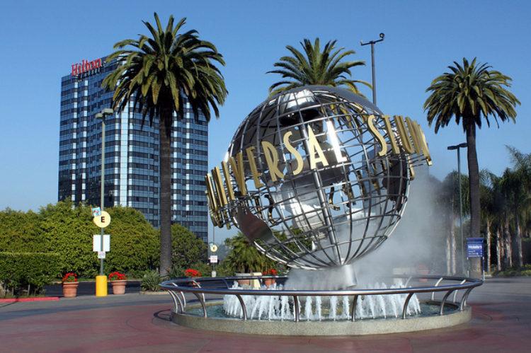 Тематический парк Universal Studios Hollywood в Лос-Анджелесе - достопримечательности Лос-Анджелеса, США
