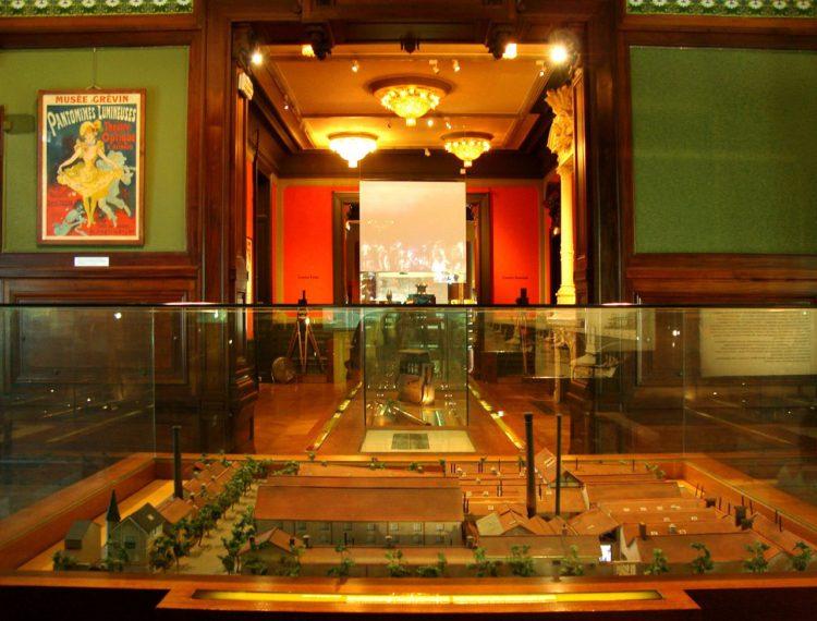 Музей-институт братьев Люмьер (Institut Lumiеre) - достопримечательности Лиона, Франция