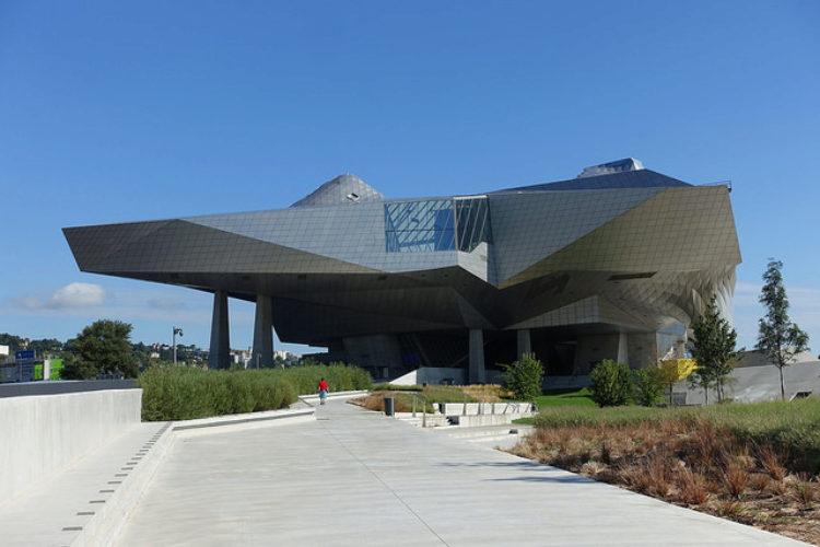 Музей слияния (Musee des Confluences) - достопримечательности Лиона, Франция