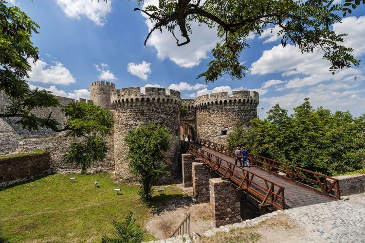 Белградская крепость - достопримечательности Белграда