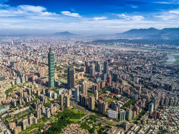 Город Тайбэй - достопримечательности Тайваня