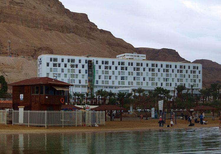 """Комплекс """"Исротел Ганим"""" («Ганим - Isrotel Ganim») - место отдыха на Мертвом море, Эйн-Бокек, Израиль"""