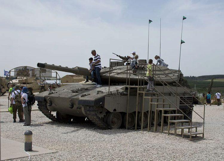 Бронетанковый музей «Яд ле-Ширьон» - достопримечательности Израиля