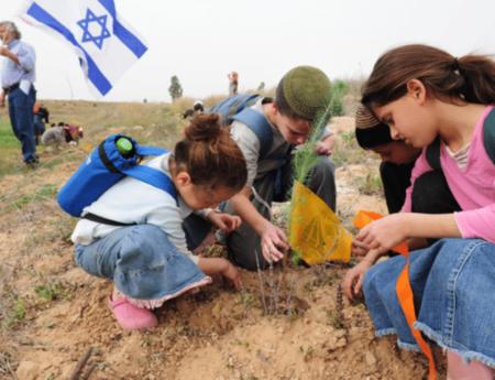 Отдых с детьми в Израиле