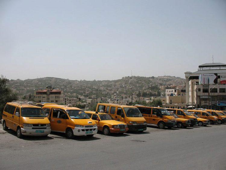 Заказ такси в Израиле