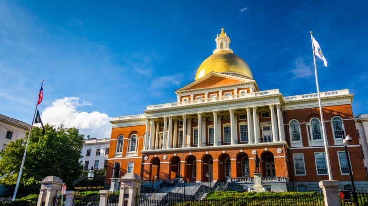 Капитолий штата Массачусетс - достопримечательности Бостона