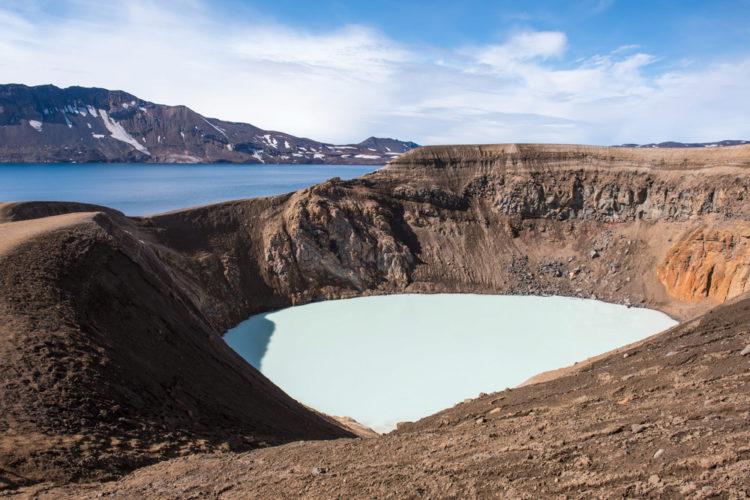 Аскья - достопримечательности Исландии