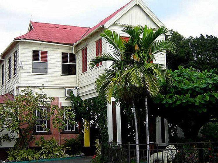 Музей Боба Марли - достопримечательности Ямайки