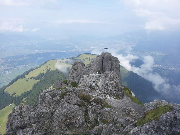 Гора Три Сестры (Драй Швестерн) - Что посмотреть в Лихтенштейне