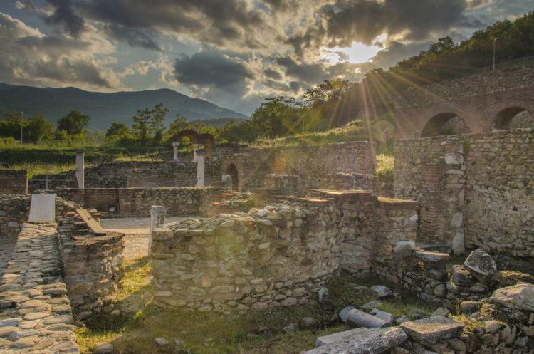 Гераклея Линкестис - достопримечательности Македонии