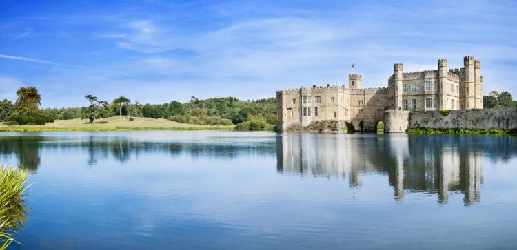 Замок Лидс - достопримечательности Англии
