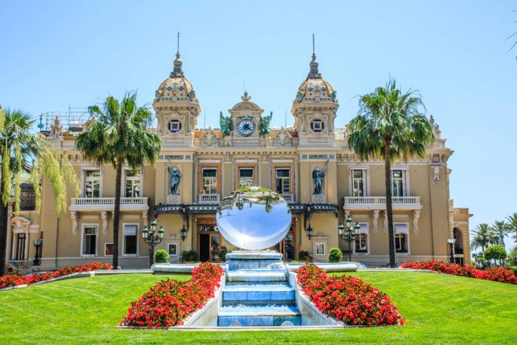 Казино Монте-Карло - достопримечательности Монако