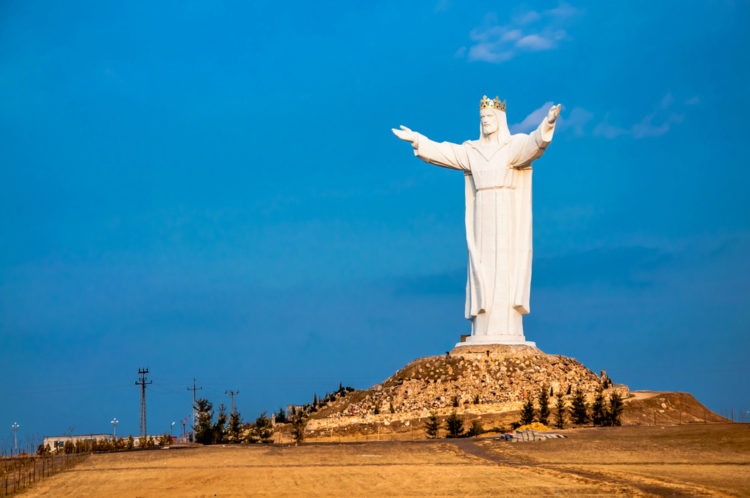 Статуя Христа Царя - достопримечательности Польши