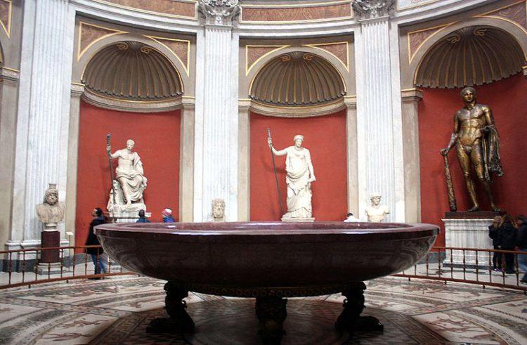 Музей Пио-Клементино - достопримечательности Ватикана