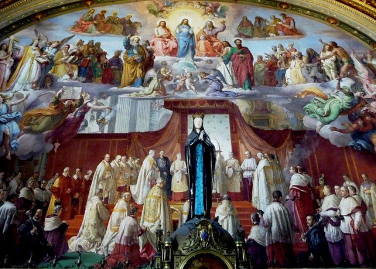 Апартаменты Борджиа - достопримечательности Ватикана
