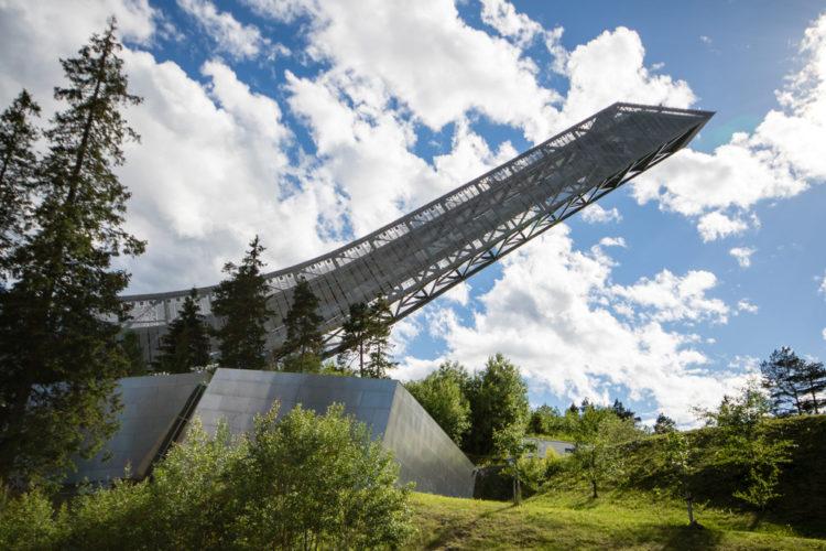 Хольменколлен - достопримечательности Норвегии