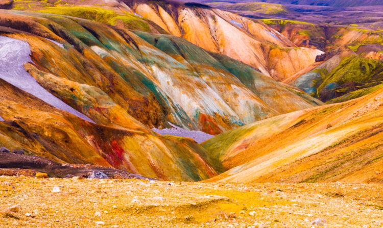 Ландманналойгар - достопримечательности Исландии